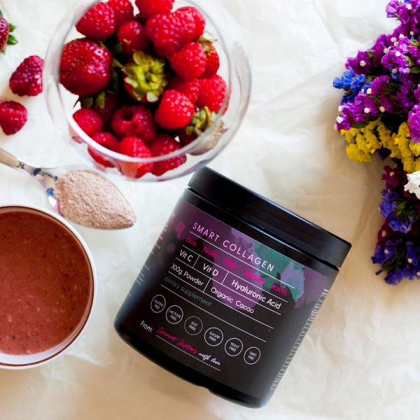 smart collagen spring berries
