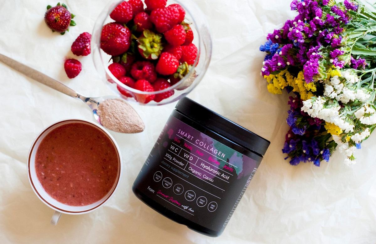 smart collagen spring berries