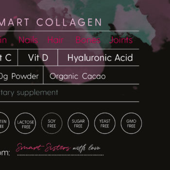 label smart collagen