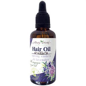 масло за коса flora`s secret cosmetics