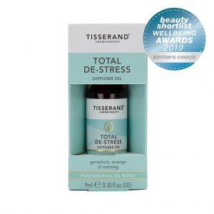 total de stress анти стрес бленд етерични масла tisserand
