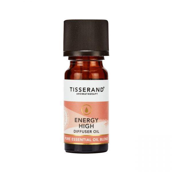 energy high tisserand етерични масла за енергия и тонус