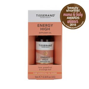 energy high tisserand бленд етерични масла за енергия и тонус