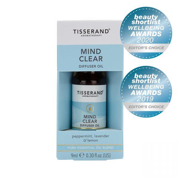 mind clear tisserand бленд етерични масла за фокус и концентрация