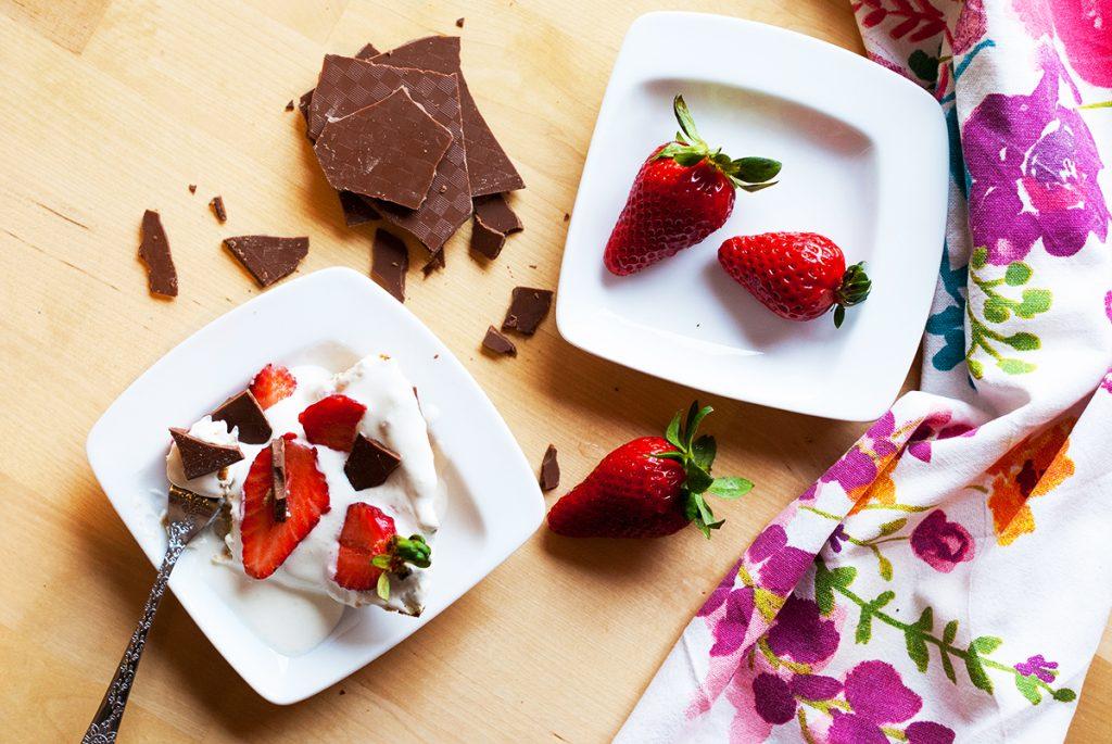 тарт с ягоди и шоколад 7