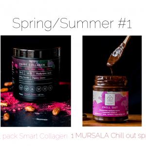 промопакет smart collagen и течен шоколад mursala chill out