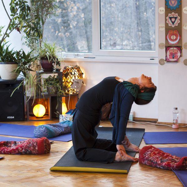 женски йога уъркшоп