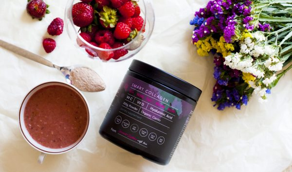 smart collagen berries