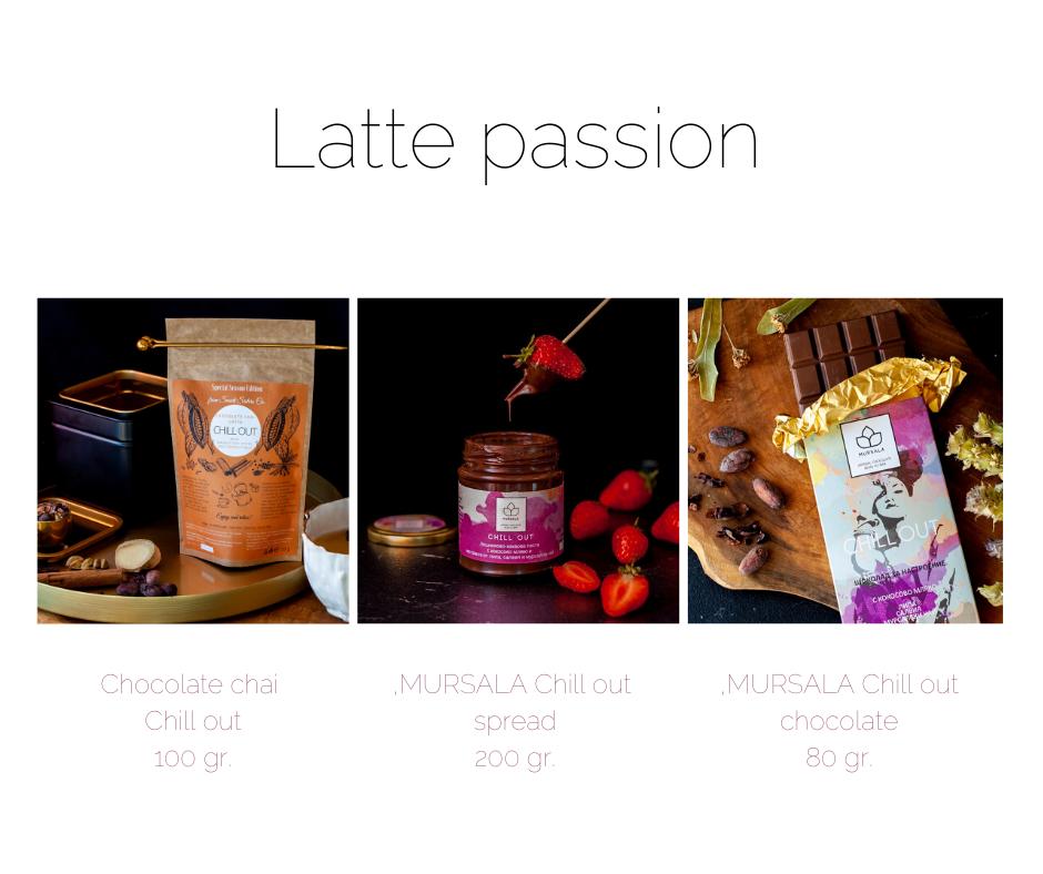 пакет latte passion