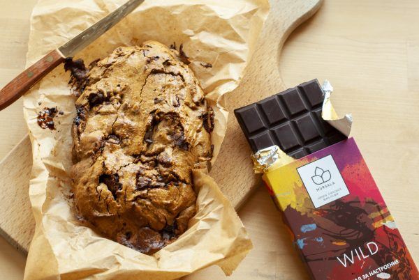 бадемов кейс с шоколад 3