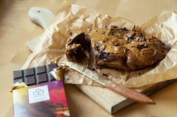 бадемов кейс с шоколад 2