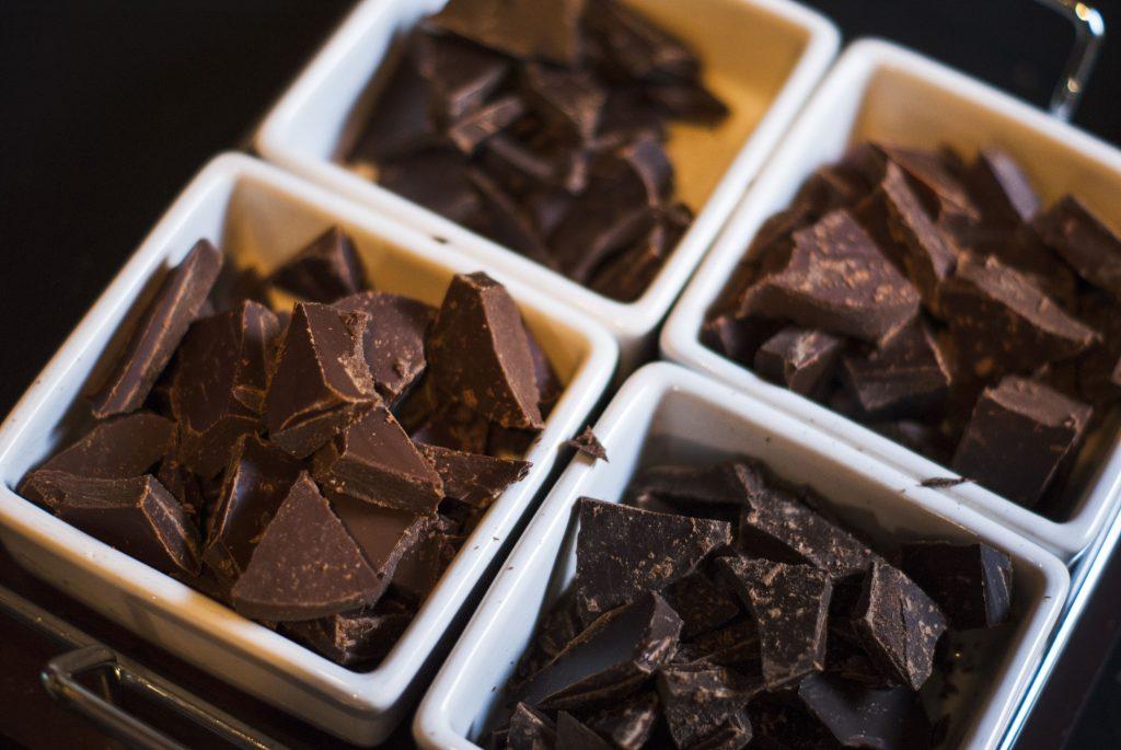 защо mursala са различни шоколади