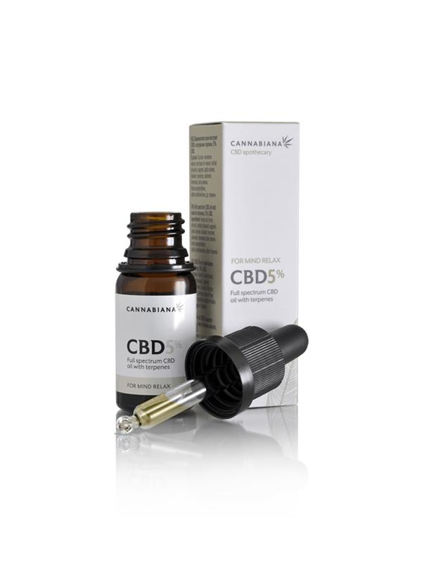 CBD Oil 5%