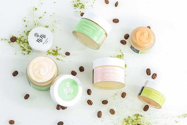 Зелено кафе антиоксиданти крем за лице Nini Organics