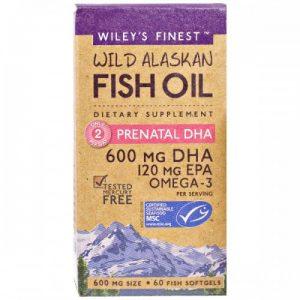 рибено масло за бременни DHA