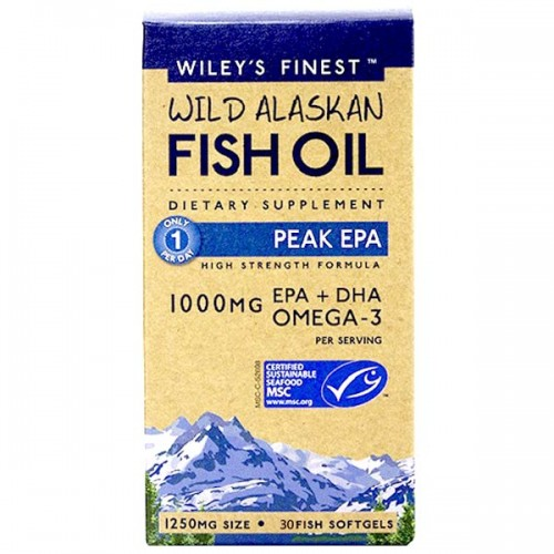 рибено масло омега 3 EPA DHA