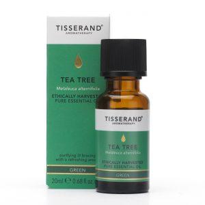етерично масло от чаено дърво tisserand