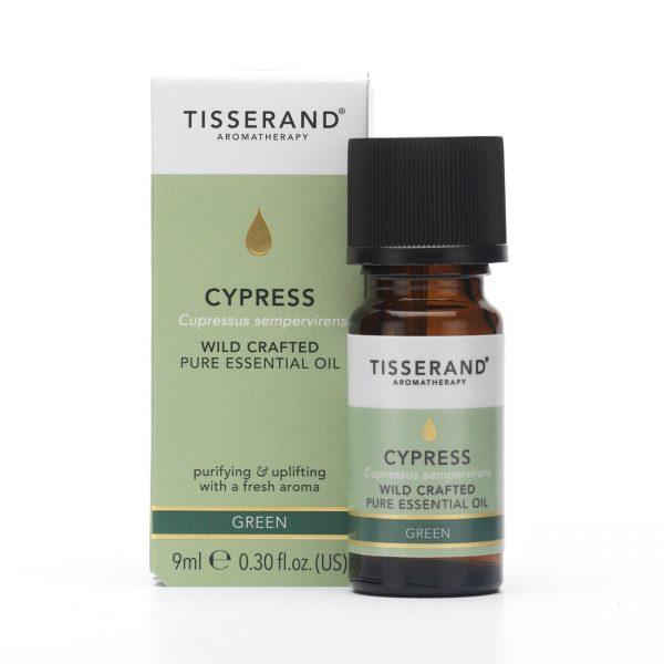 етерично масло кипарис tisserand