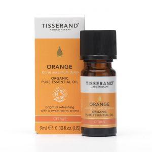 етерично масло портокал tisserand