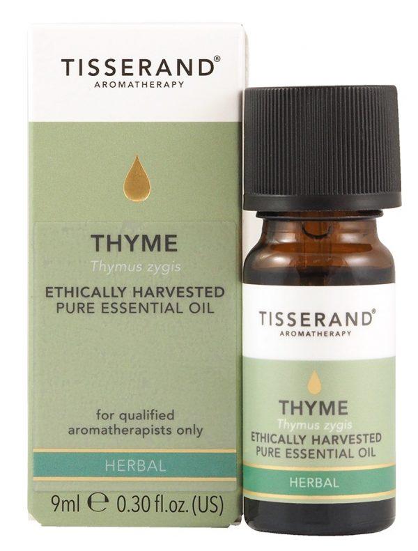 етерично масло от мащерка tisserand