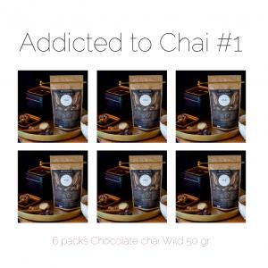 какаов чай с масала подправки
