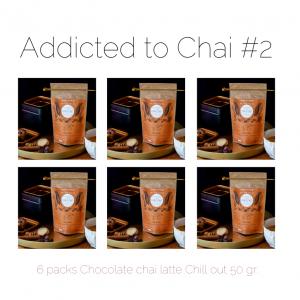 какаов чай с кокосово мляко