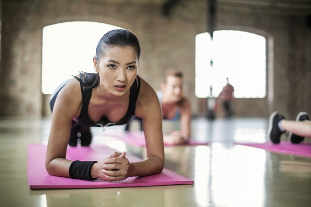 жена спорт баланс