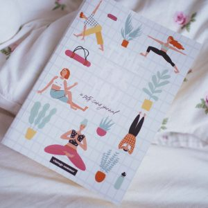 notebook vintage summer