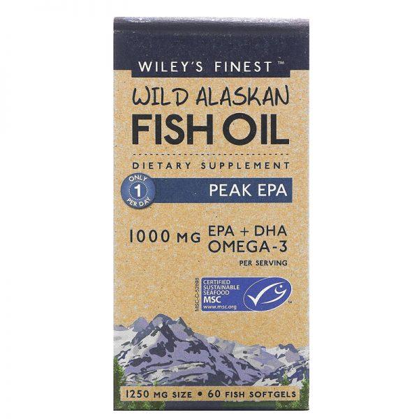 омега 3 рибено масло от дива треска 2