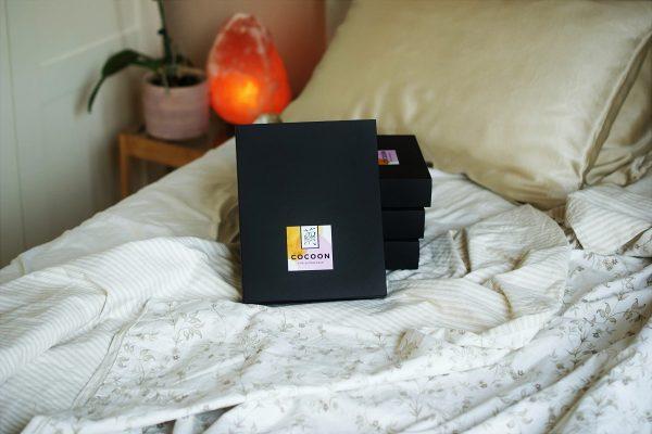 Калъфка за възглавница от естествена коприна